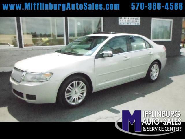 2006 Lincoln Zephyr 4dr Sdn