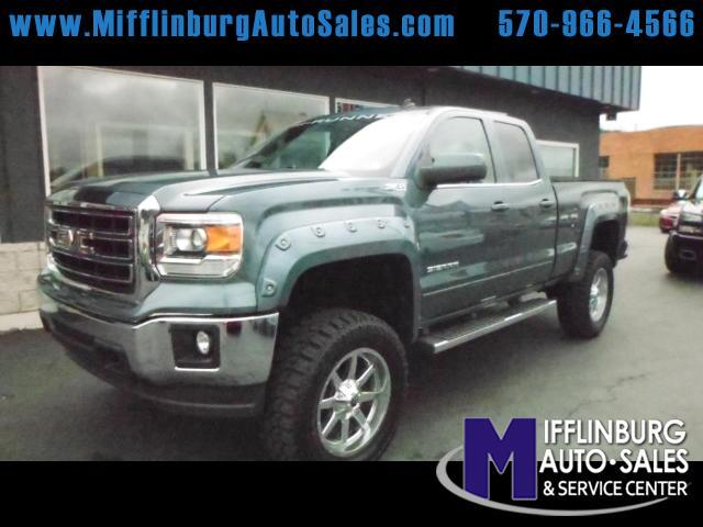 2014 GMC Sierra 1500 SLE Ext. Cab 4-Door Short Bed 4WD