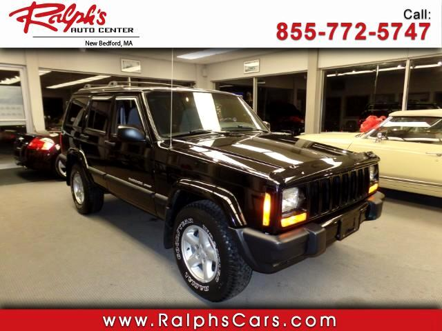 2000 Jeep Cherokee 4WD 4dr Sport
