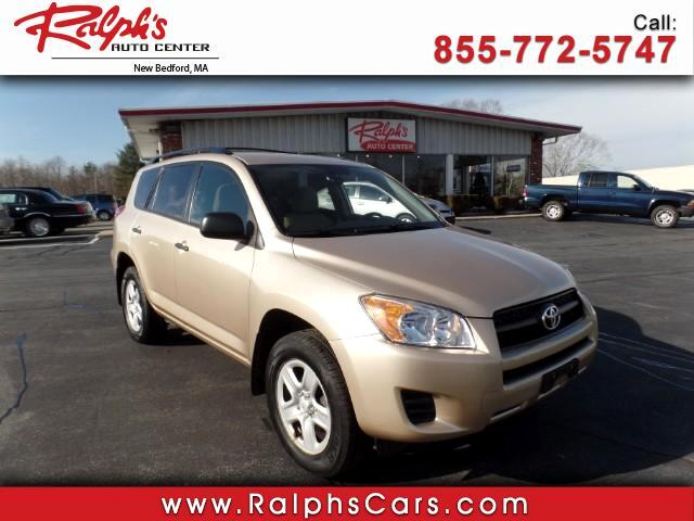 2011 Toyota RAV4 Base I4 4WD with 3rd Row