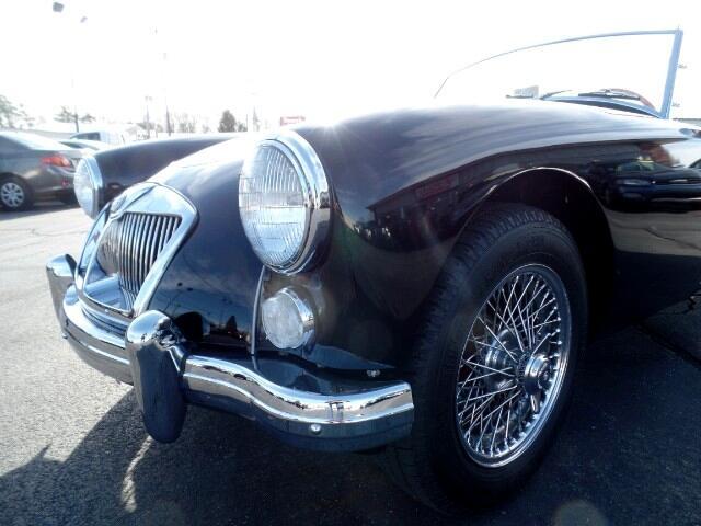 1962 MG Mark ll