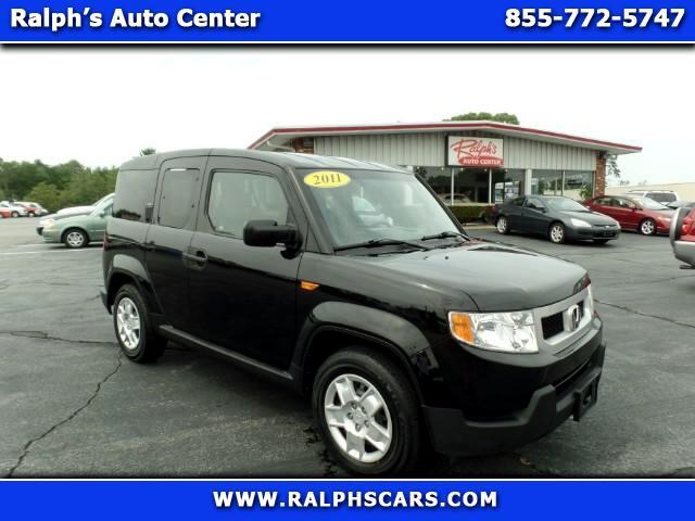 2011 Honda Element LX 4WD AT