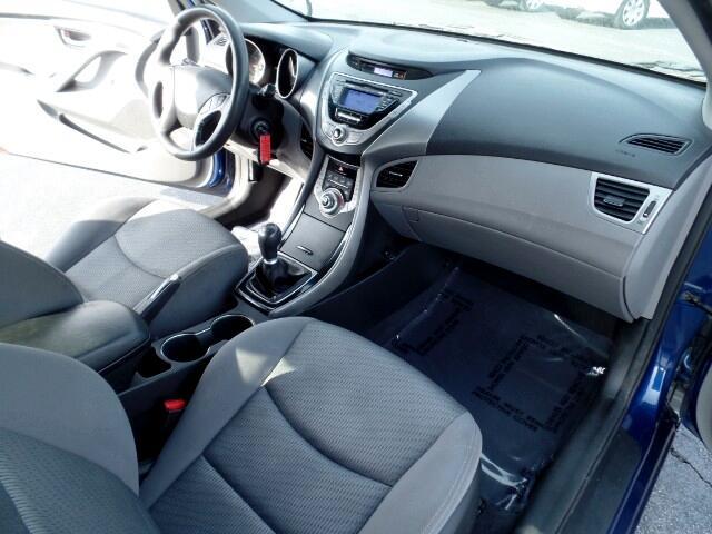 2013 Hyundai Elantra GS Coupe M/T