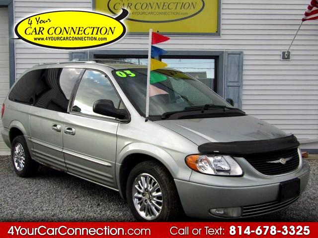 2003 Chrysler Town & Country Limited 7 Passenger