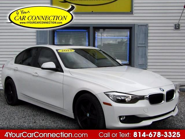 2015 BMW 3-Series 320xi AWD