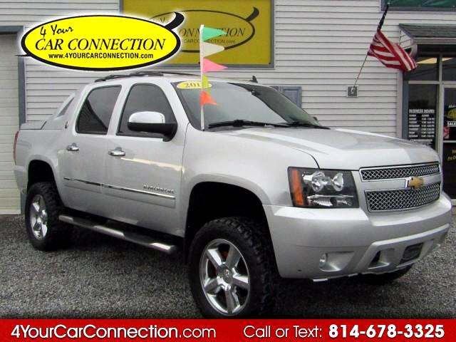 2013 Chevrolet Avalanche Black Diamond 4WD TV-DVD-NAV