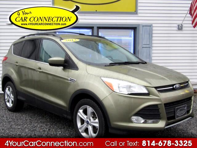 2013 Ford Escape SE 4WD NAV