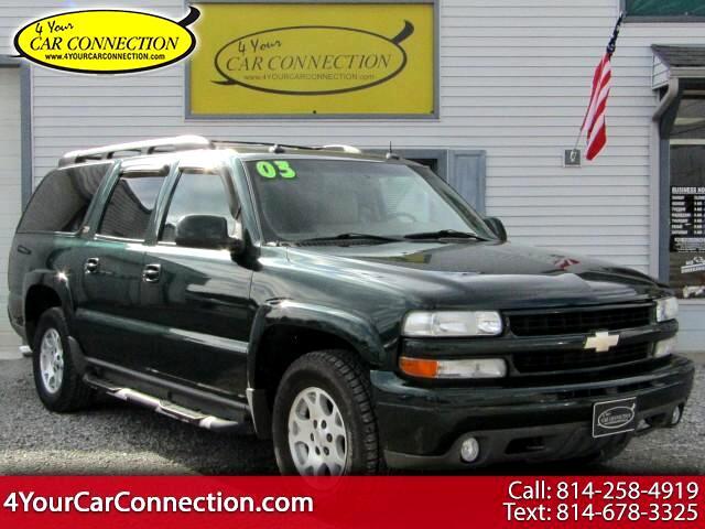 2003 Chevrolet Suburban Z71 K1500 4WD