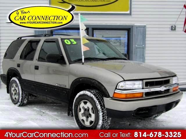 2003 Chevrolet Blazer LS 4WD