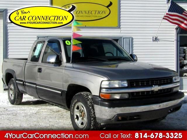 2000 Chevrolet Silverado 1500 LT Ext. Cab 4WD