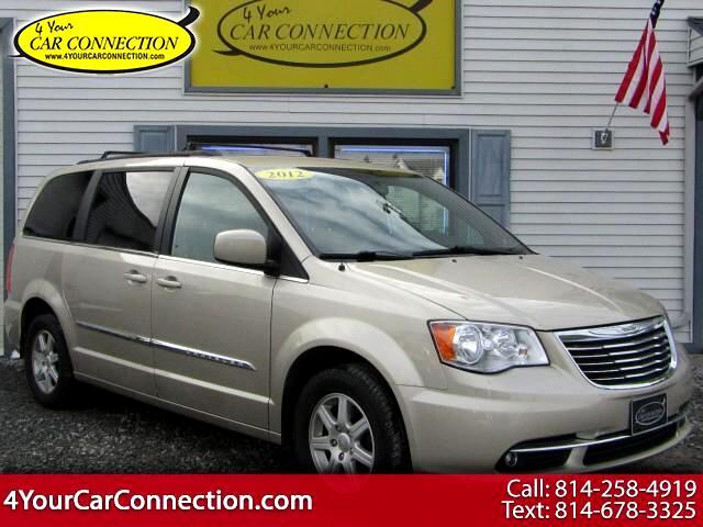 2012 Chrysler Town & Country Touring TV-DVD-NAV 7 Passenger