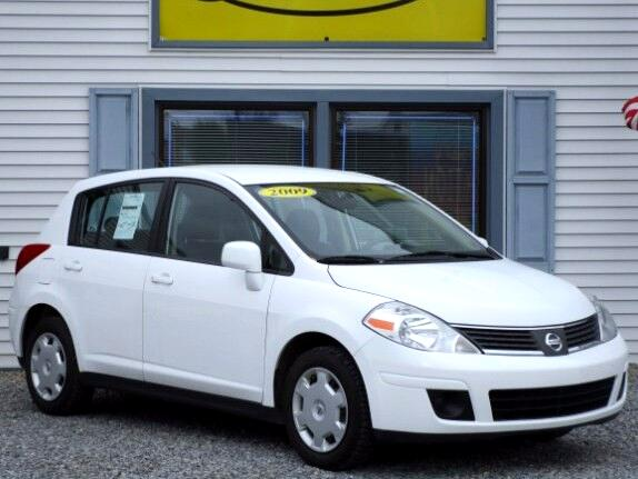 used 2009 nissan versa sl for sale in cranberry pa 16319 4 your car connection. Black Bedroom Furniture Sets. Home Design Ideas