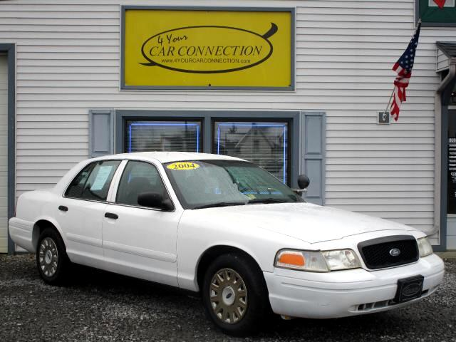2004 Ford Crown Victoria Police Interceptor