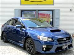 2015 Subaru Impreza WRX