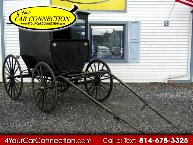 1900 Custom Amish Buggy
