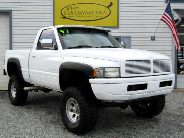 1997 Dodge Ram 1500 4WD
