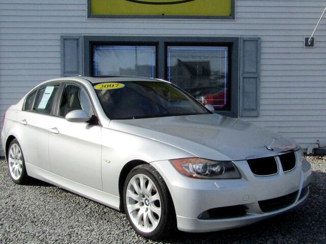 2007 BMW 3-Series 328xi AWD