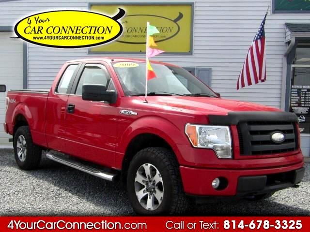 2009 Ford F-150 STX SuperCab 4WD