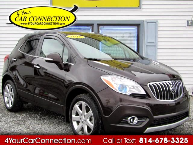 2015 Buick Encore Premium TURBO AWD NAV