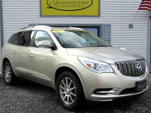 2015 Buick Enclave Leather 7 Passenger