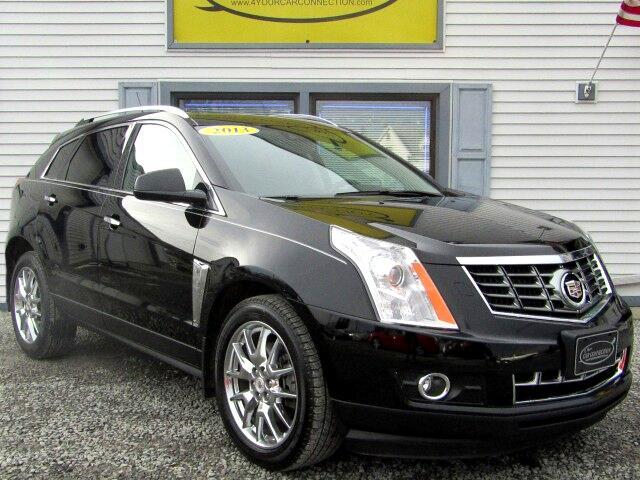 2013 Cadillac SRX Premium Collection AWD NAV