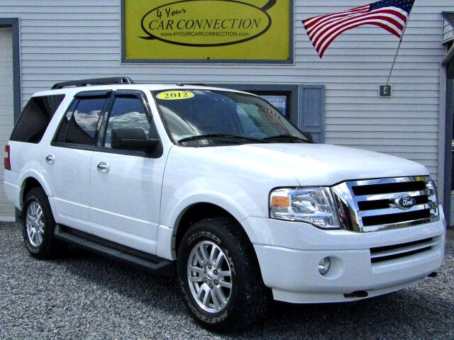 2012 Ford Expedition XLT 4WD 8 Passenger