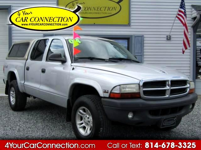 2004 Dodge Dakota SXT Quad Cab 4WD