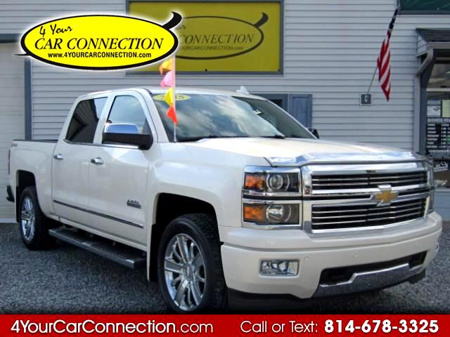 2015 Chevrolet Silverado 1500 High Country Crew Cab 4WD NAV
