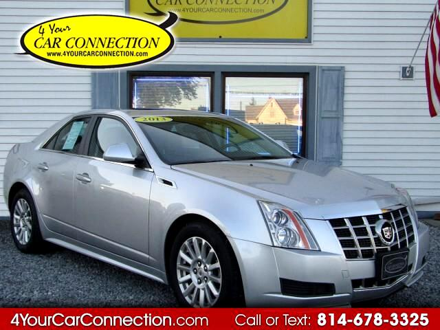 2013 Cadillac CTS Luxury Collection AWD