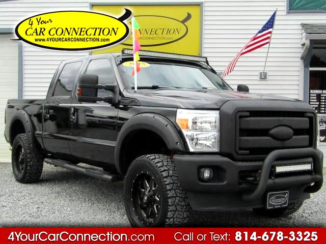 2015 Ford F-250 SD Lariat Crew Cab 4WD LIFTED NAV