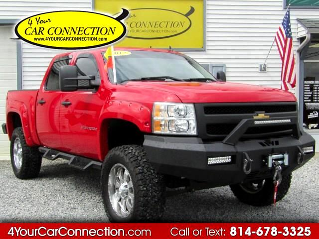 2012 Chevrolet Silverado 1500 LT Rocky Ridge Custom Truck 4WD LIFTED