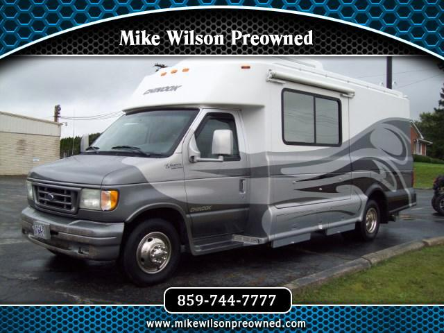 2004 Ford Class C Motorhome Chassis