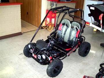 2017 Trailmaster Mini XRX/R