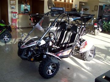 2017 Trailmaster 150 XRX