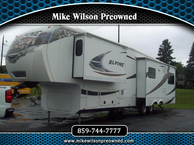 2010 Alpine Coach 3640RL