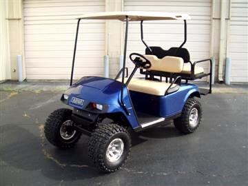 2011 EZGO Golf Cart