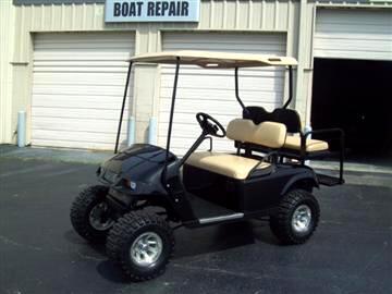 2012 EZGO Golf Cart