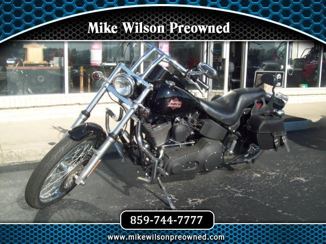 2000 Harley-Davidson FXSTB