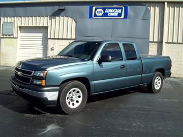 2007 Chevrolet Silverado Classic 1500