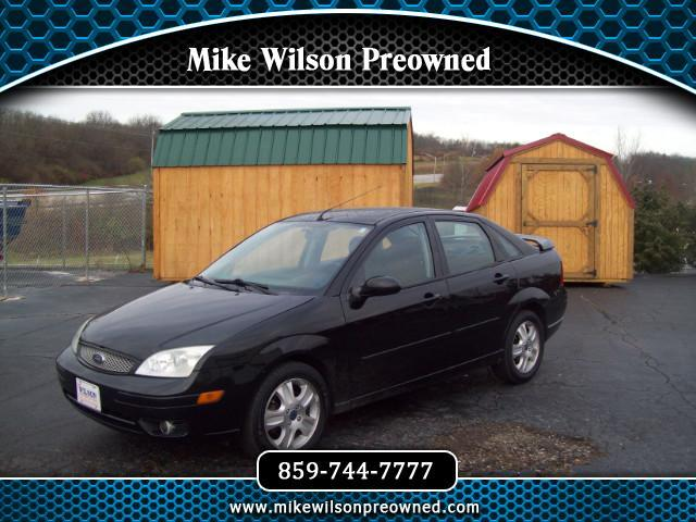 used 2005 ford focus zx4 st for sale in winchester ky. Black Bedroom Furniture Sets. Home Design Ideas
