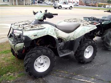 2007 Kawasaki KRF750LF