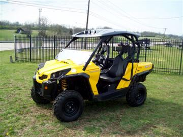 2014 Can-Am Commander