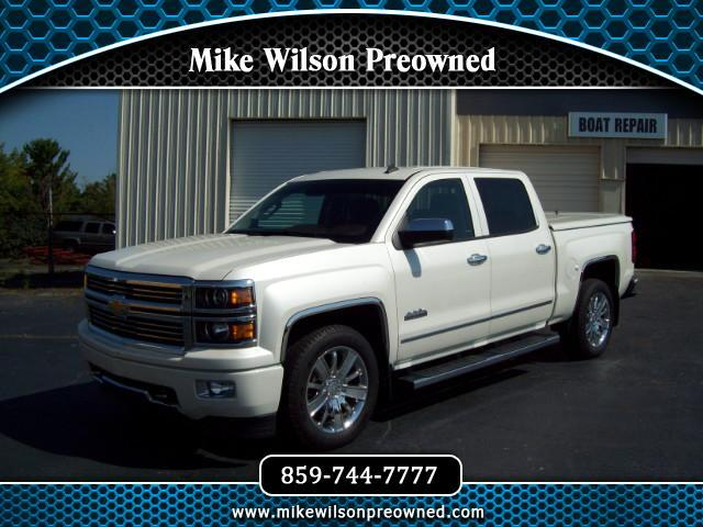 2014 Chevrolet Silverado 1500 High Country Crew Cab 2WD