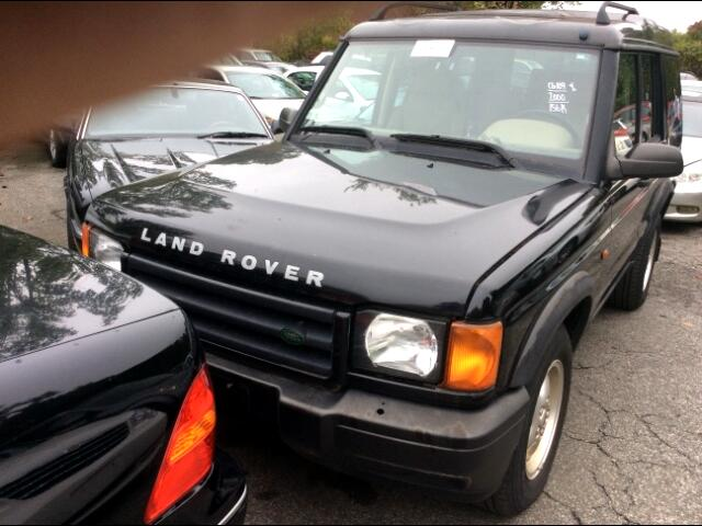 2000 Land Rover Discovery Series II SD