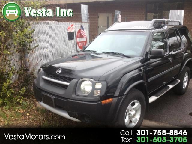 2004 Nissan Xterra XE 2WD