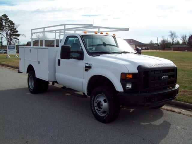 2008 Ford F-350 SD XL 4WD DRW