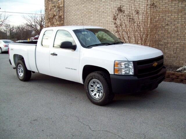 2012 Chevrolet Silverado 1500 Work Truck Ext. Cab 4WD