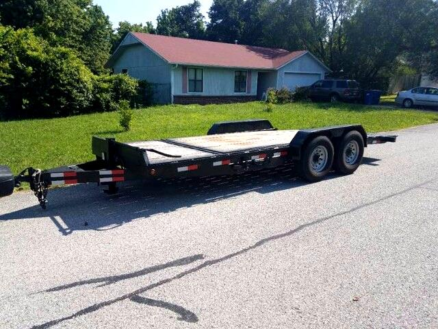 2004 Trailer Used