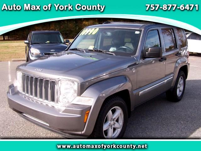 2012 Jeep Liberty 4dr Limited 4WD