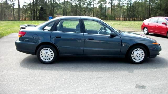 2002 Saturn LS